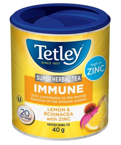 16791 Tetley Super Herbal Tea Immune LEZ 20 3D EN